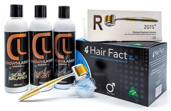 NEW Hair Treatment Pack for Men