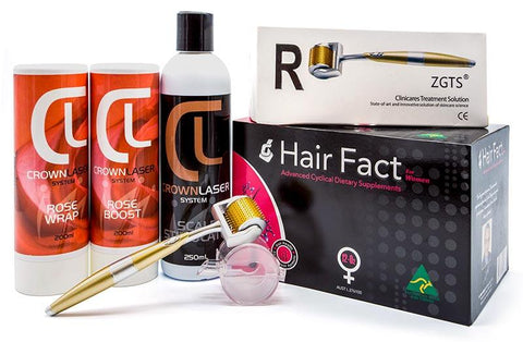 NEW Hair Treatment Pack for Women