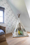 Behang Tipi grey - roomblush