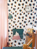 Behang Leopard Multi - roomblush