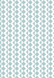 Behang Zigzag Softblue