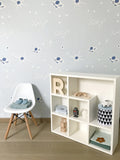 Behang starry skies blue - roomblush