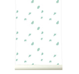 Behang going dotty pastelgreen - roomblush
