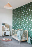 Behang ParisParis greenblue - roomblush