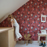 Behang ParisParis bordeaux - roomblush