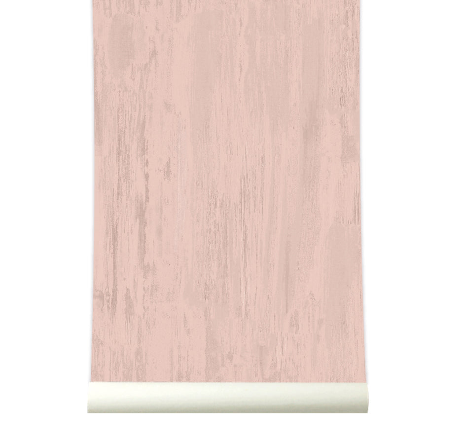 Behang Paint Oldpink - roomblush