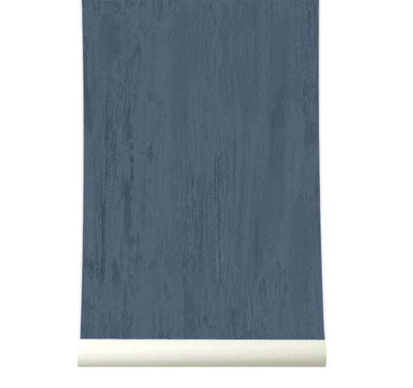Behang Paint blue - roomblush