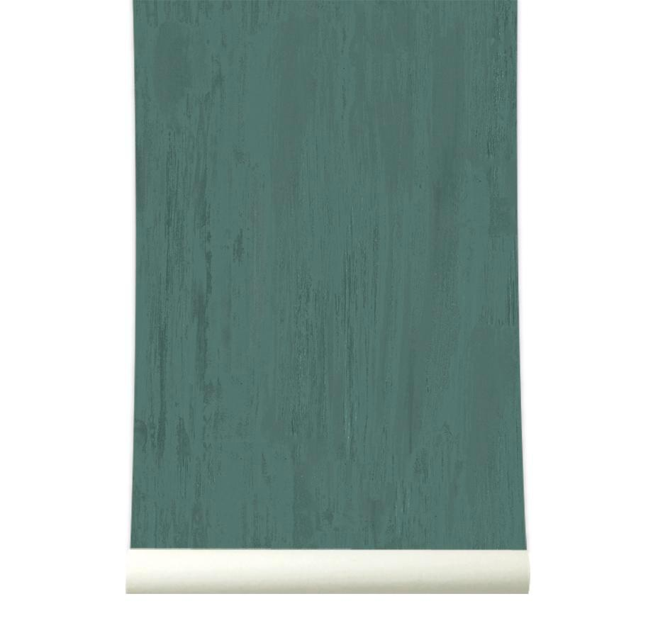 Behang Paint green - roomblush