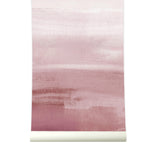 Behang Layered Red - roomblush