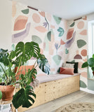 Behang Pieces Pastel - roomblush