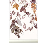 Behang Garland Ocre