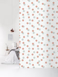 Behang Confetti Browngrey - roomblush