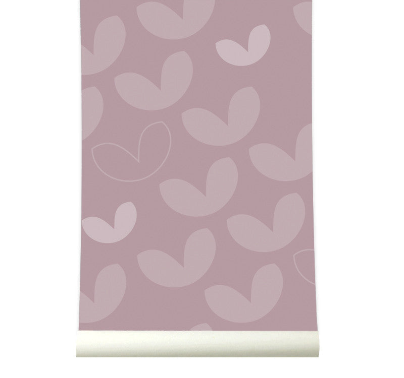 Behang Heartvaria Pink - roomblush