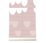 Behang Falling Pink - roomblush