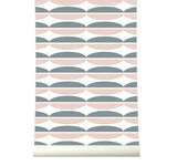 Behang Oval Pinkgrey - roomblush