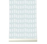 Behang Domino lightblue - roomblush