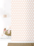 Behang Stars Pink - roomblush