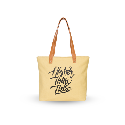 Sol Tote | Dawn x Higher Than This