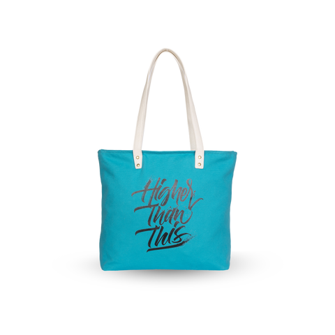 Sol Tote | Mar x Higher Than This