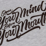 Men's TEE | Open Your Mind