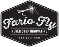 Red Holo Diawl Bach Booby | Fario Fly