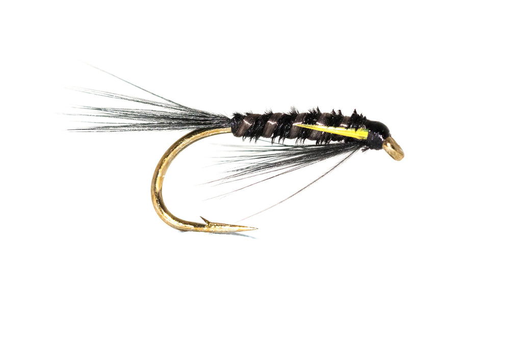 Black and Sunburst Diawl