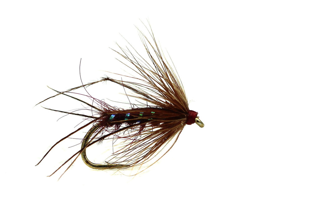 Claret Hopper Soft Hackle