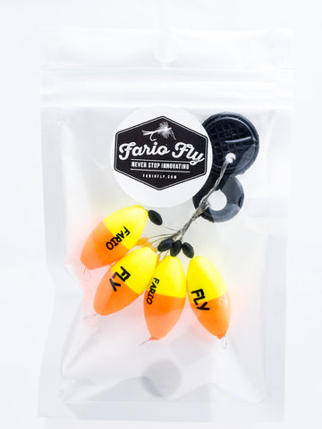 Adjusta Bung Flou Yellow/ Flou Orange