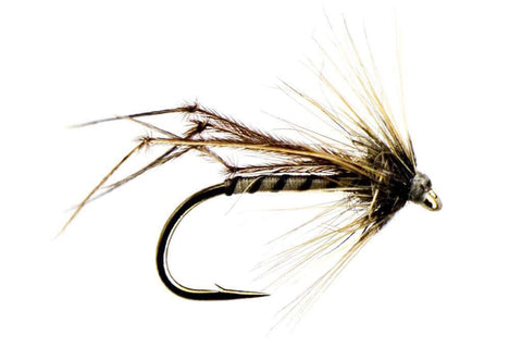 Yellow Owl Hopper Soft Hackle