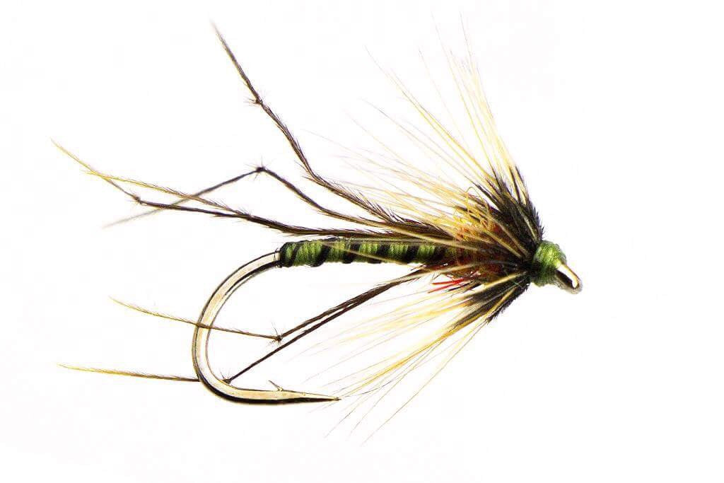 Olive Hopper Soft Hackle