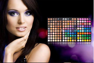 120 Full Colors Mineral Eyeshadow