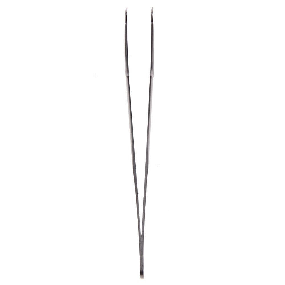 Professional Stainless Steel Curved Tip Blackheads Remover Tweezer