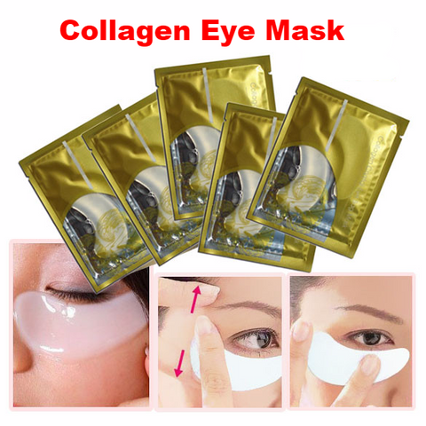 10 Pairs Collagen Eye Mask Eyelid Patch