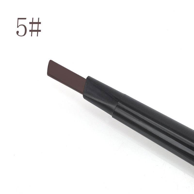 Waterproof Eyebrow & Eyeliner Pencil With Brush