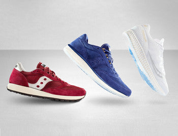 New in... Saucony Freedom Trilogy