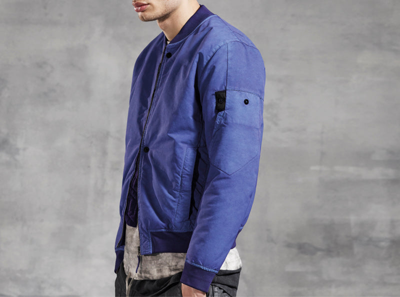 Stone Island Shadow Project AW16 Bomber Jacket in David-TC