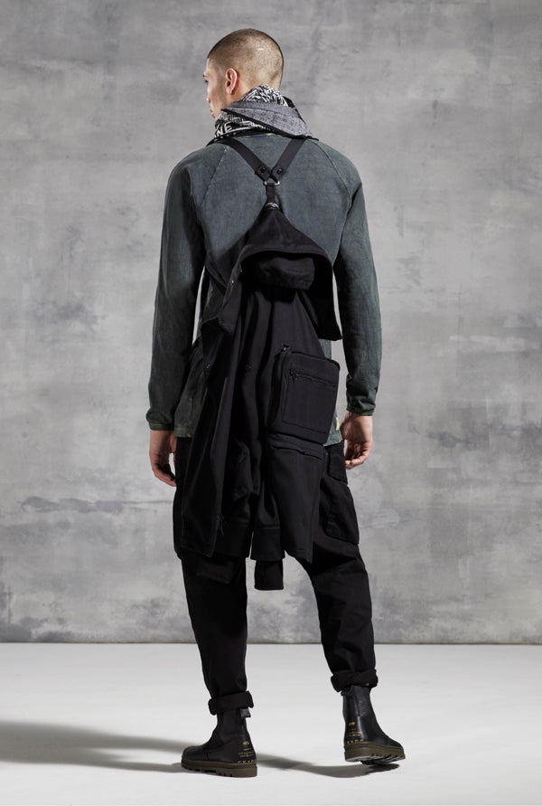 Stone Island Shadow Project AW16 Look 1