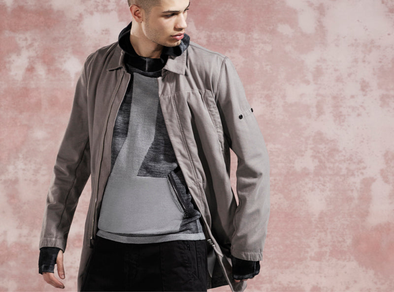 Stone Island Shadow Project AW16 Look 5