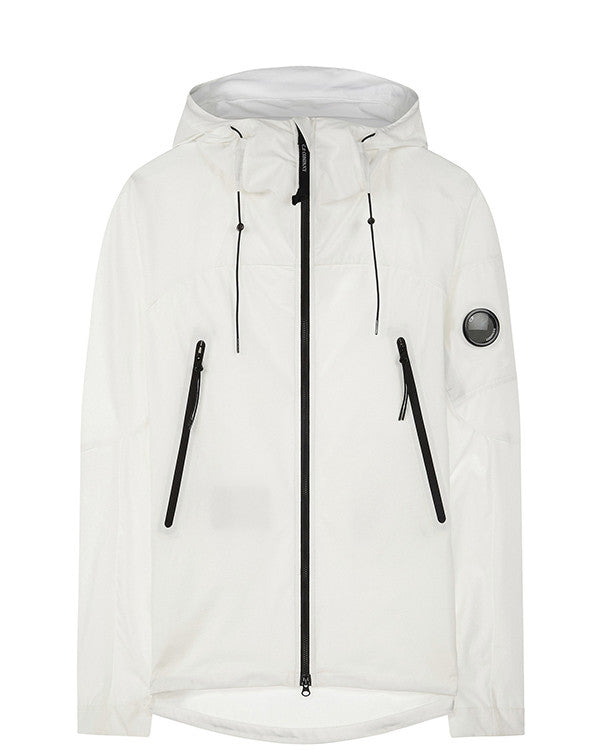 C.P. Company Pro-Tek Shell Jacket in White