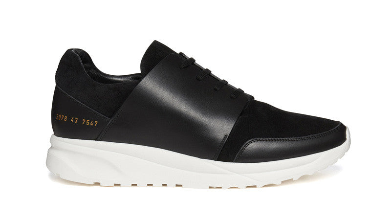 Common Projects Track Runner