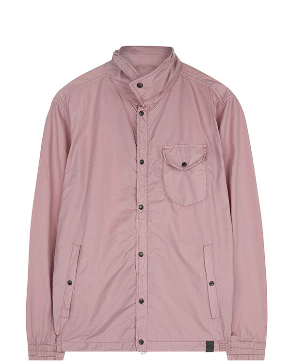 Nemen Light Pink Coach Jacket