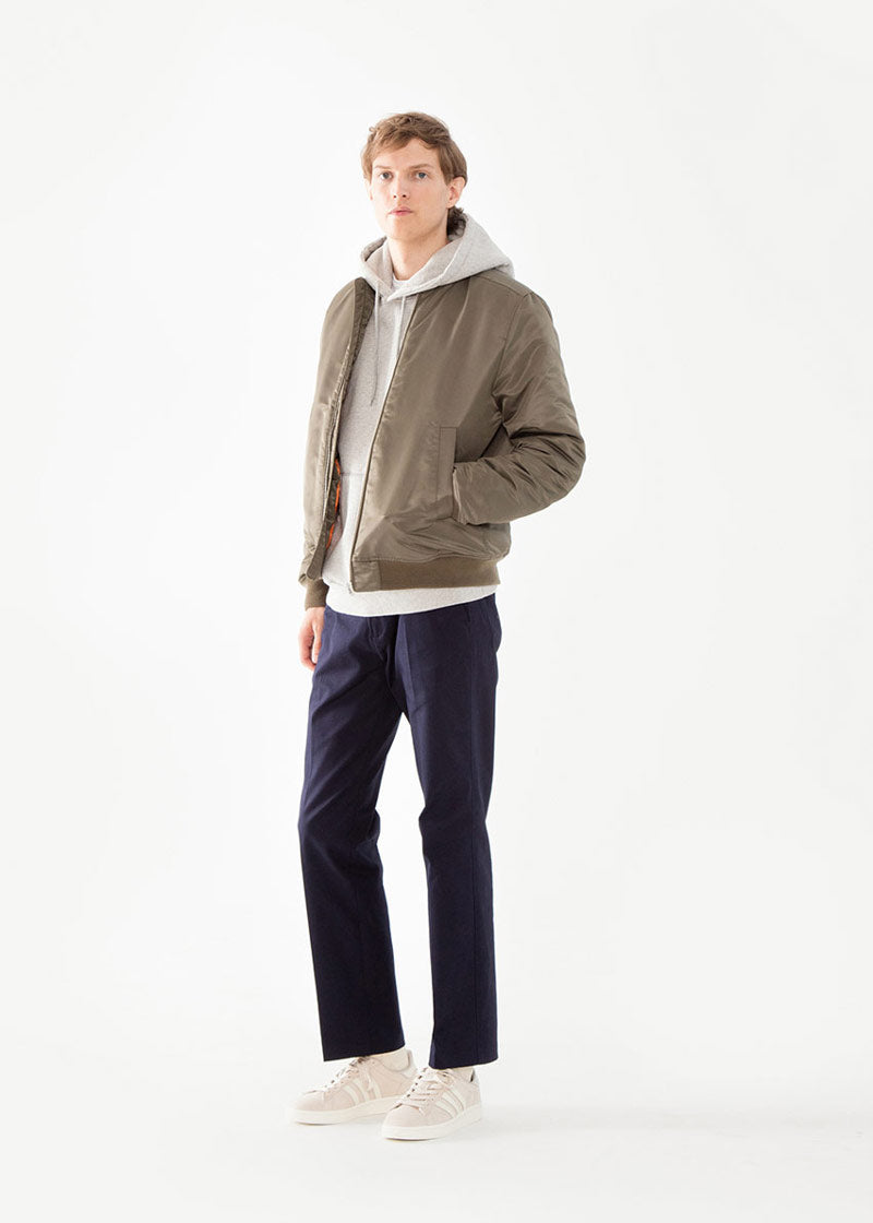 Norse Projects Ryan Nylon Sateen JAW17