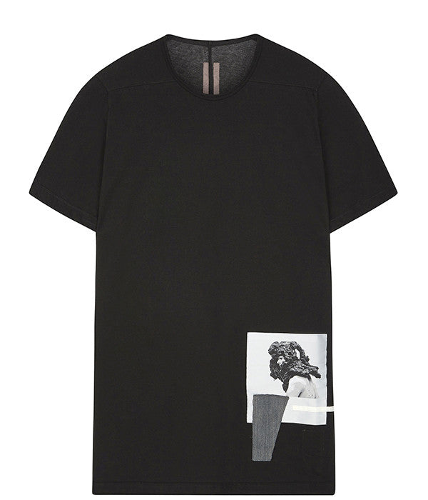 Rick Owens DRKSHDW Patch T-shirt