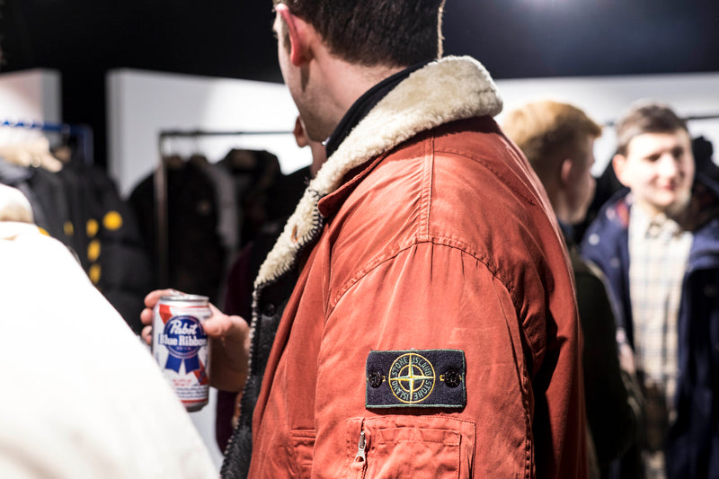 Stone Island Presents Glasgow warm-up party 6
