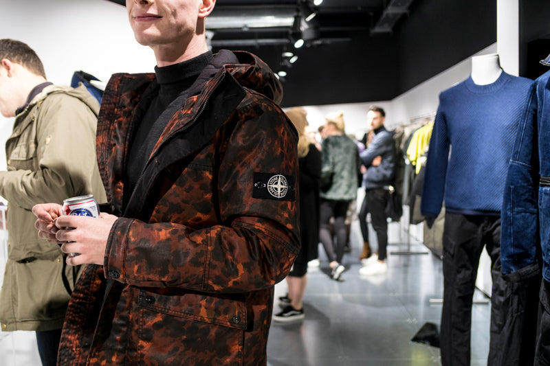 Stone Island Presents Glasgow warm-up party 8