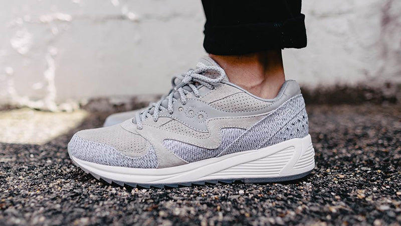 Saucony Dirty Snow Grid 8000