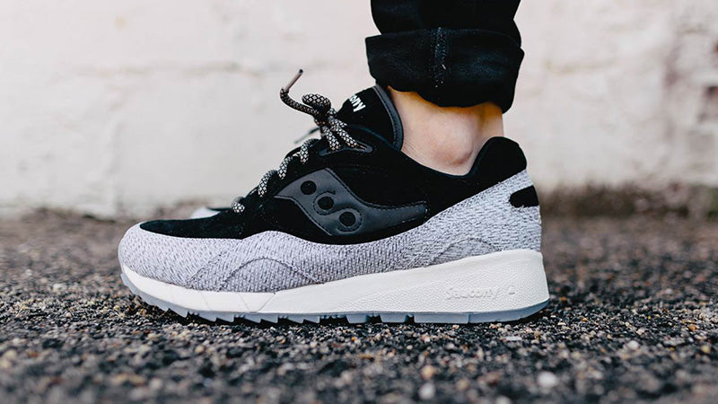 Saucony Dirty Snow Shadow 6000