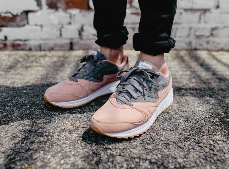 Saucony Grid 8000 Salmon Pink