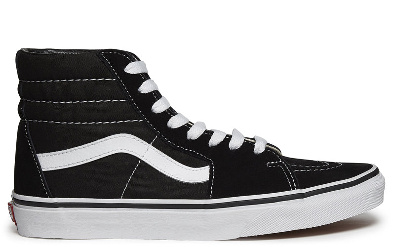 Vans womens Skate Hi in Black
