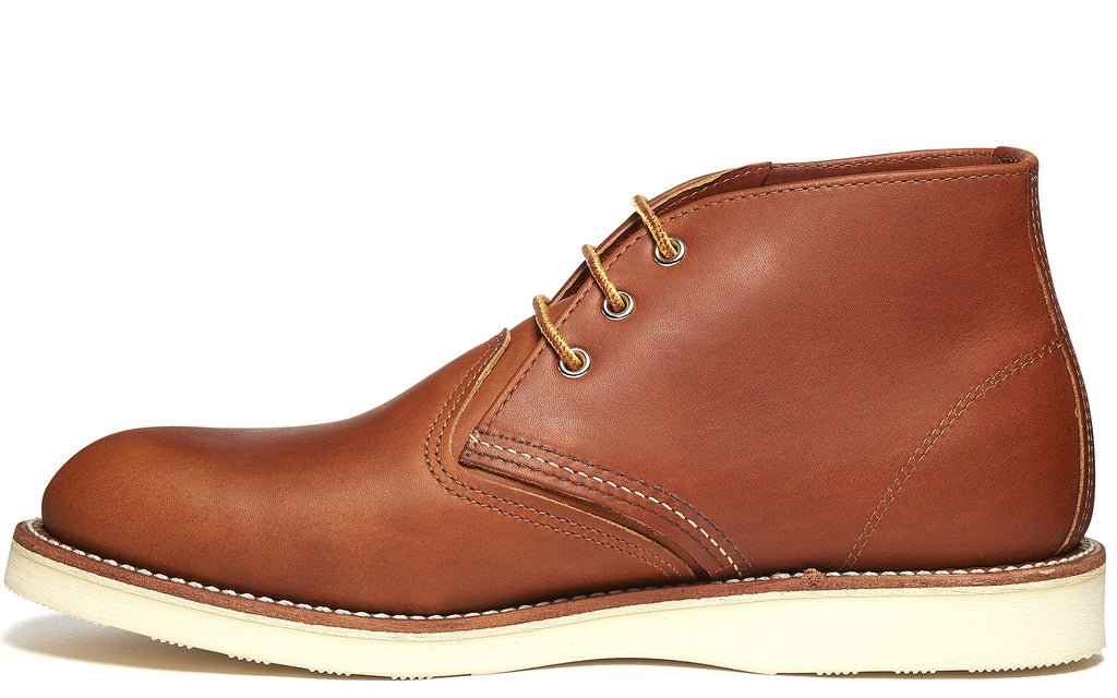 3140 Heritage Work Chukka Boot in Brown